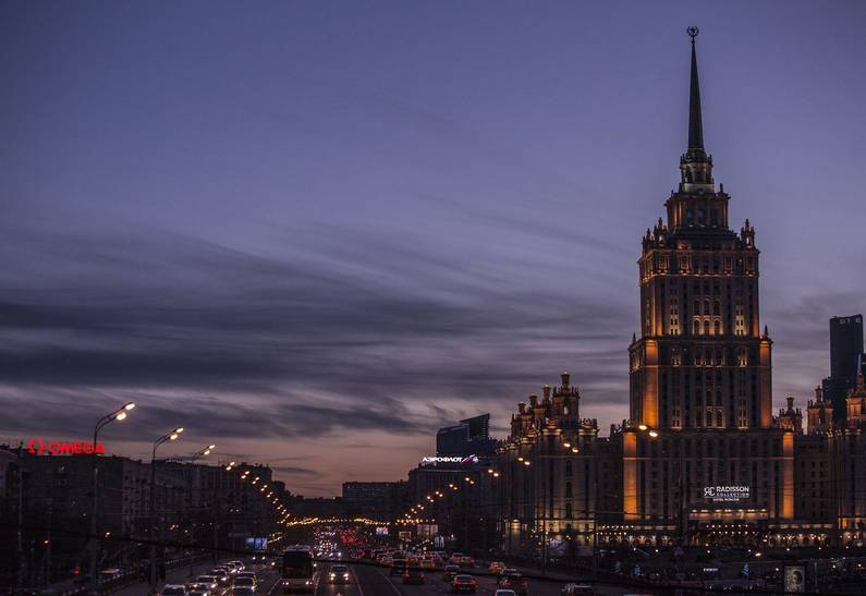 Отель Radisson Collection Hotel, Moscow открылся в легендарной московской высотке